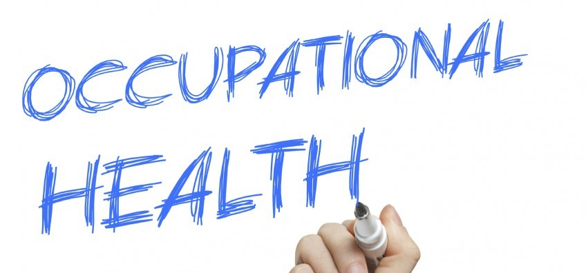 Occupational Health page image